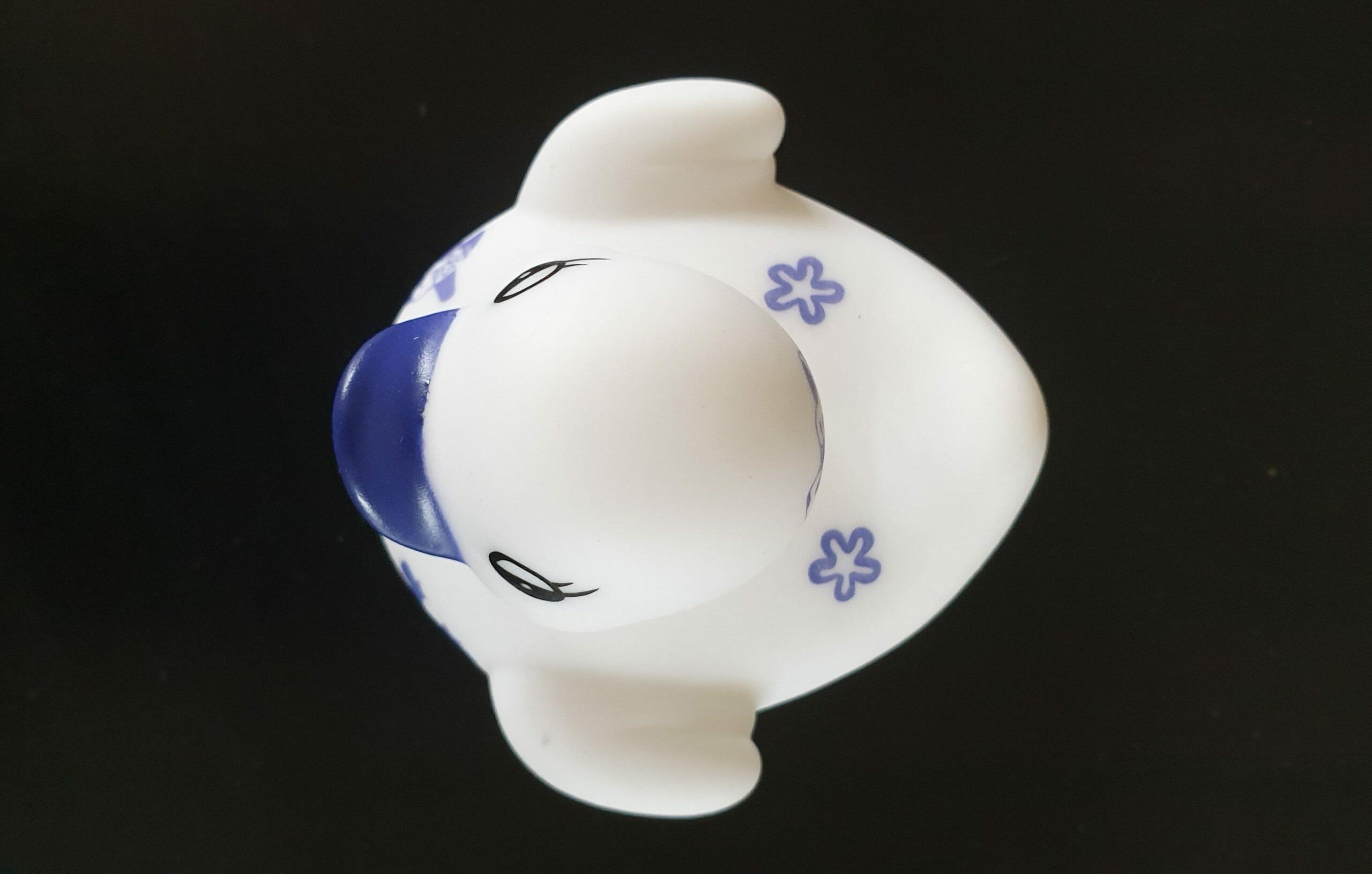 Dutch Ducky Mini Badeendje Delfts Blauw
