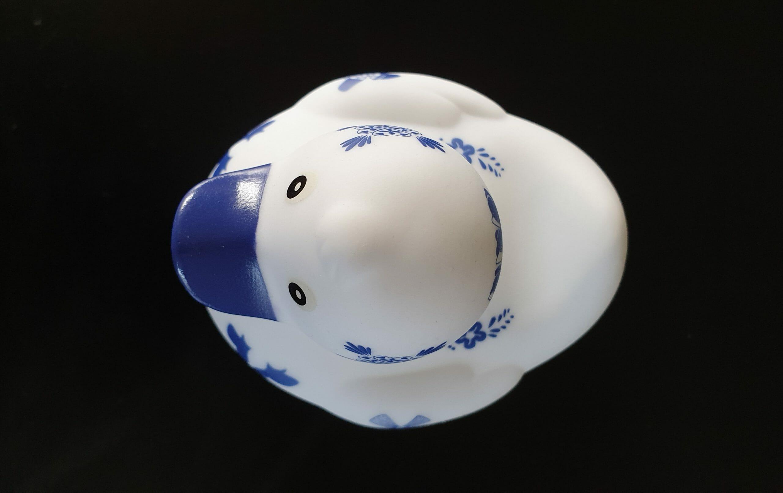 Dutch Ducky Original Delfts Blauw