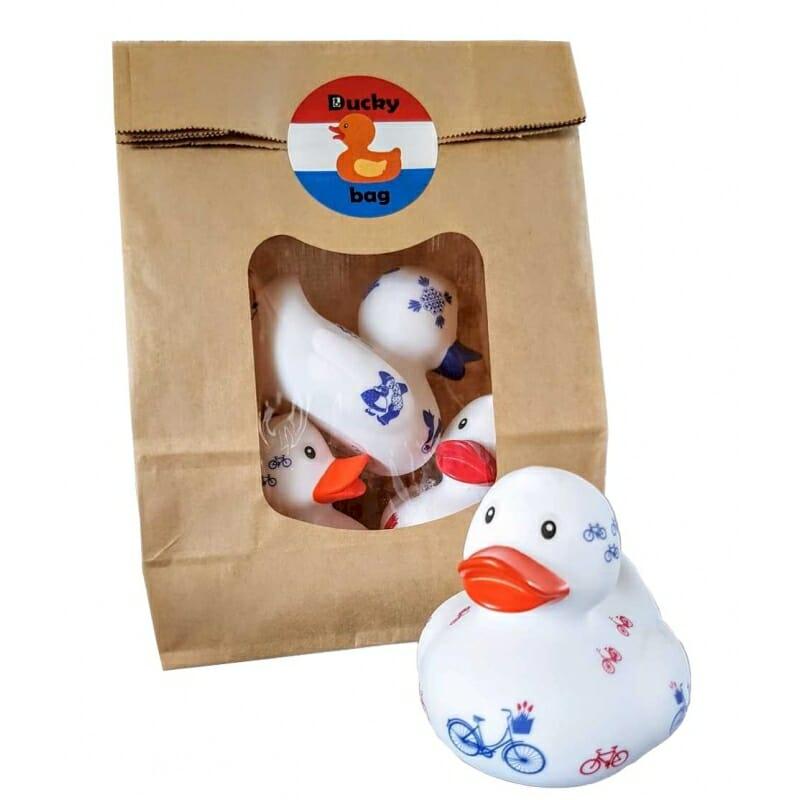 duckybag-dutch-ducky-delft-tulp-fiets-3-stuks